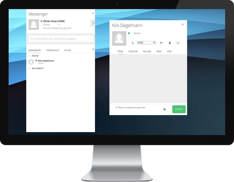 Unified Communication - Ein Portal für die gesamte Kommunikation